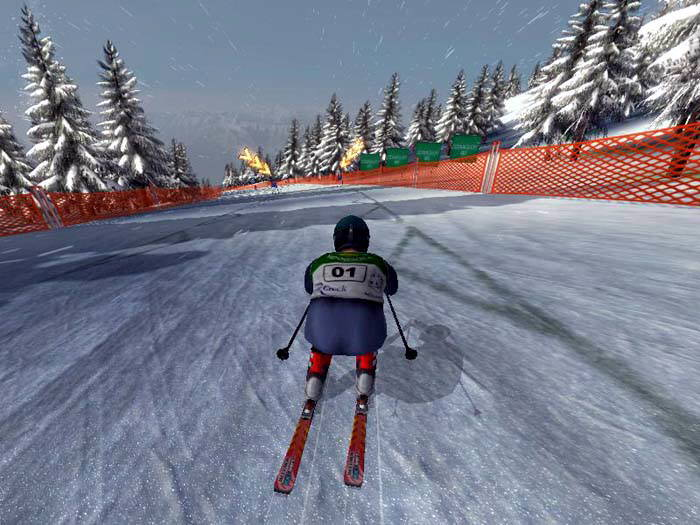 Alpine Ski Racing