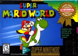 Super Mario World Deluxe