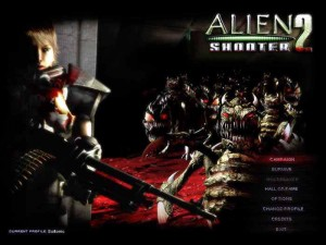 Alien Shooter II