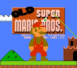 Old Super Mario Bros