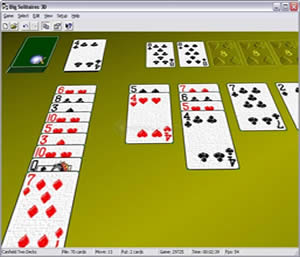 Big Solitaire 3D