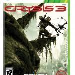 Portada Xbox 360 de Crysis 3