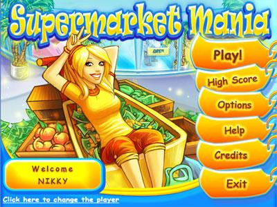 Supermarket Mania