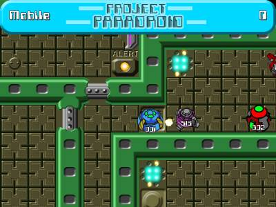 Project Paradroid