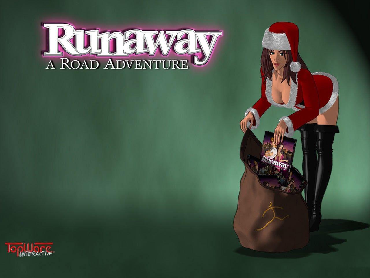 Runaway A Road Adventure