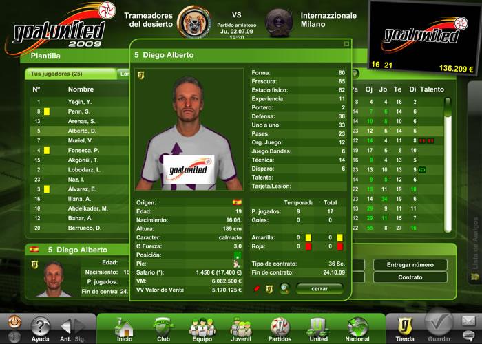 Goalunited Juego De Futbol Online Djpc Descargar Juegos Pc