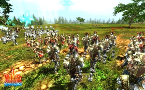 World of Battles Morningstar