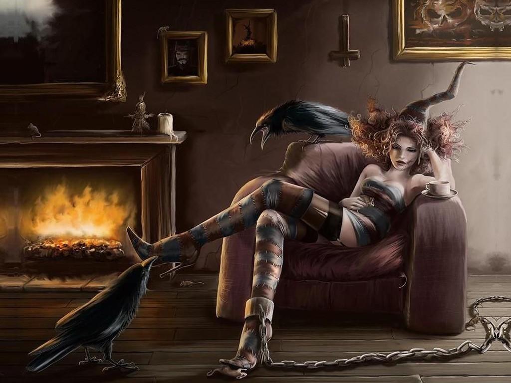 juegos de brujas