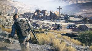 Ghost Recon Wildlands juego