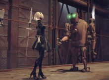 Platinum Games regresa Nier Automata